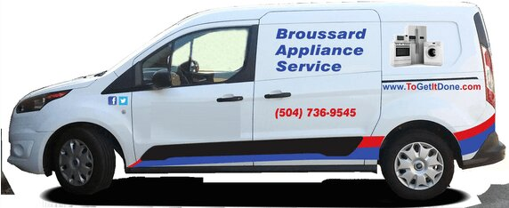 Need an Appliance Repaired - Broussard Appliance Service